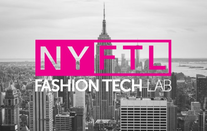 One of 16 Finalists for NY Fashion Tech Lab Spring 2016 Cohort